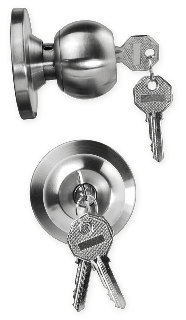 door knobs, lock and key, Lukuabi-Expert