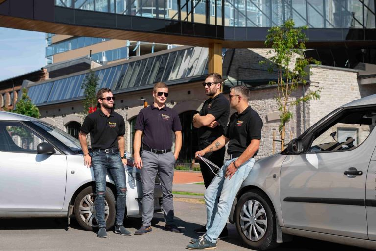 Käivitusabi Tallinnas